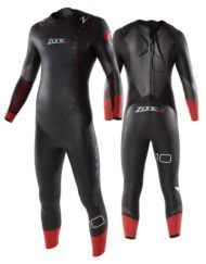 2015 Men's Zone3 Aspire Triathlon Wetsuit